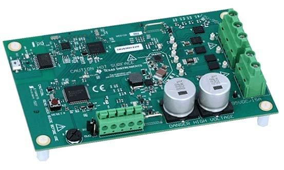 Оценочный модуль DRV8350H-EVM. Общий вид