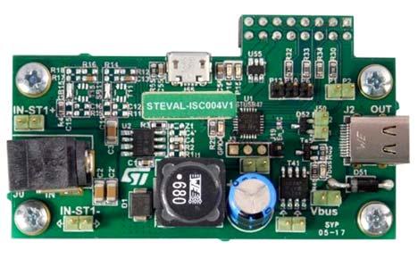 Оценочная плата STEVAL-ISC004V1