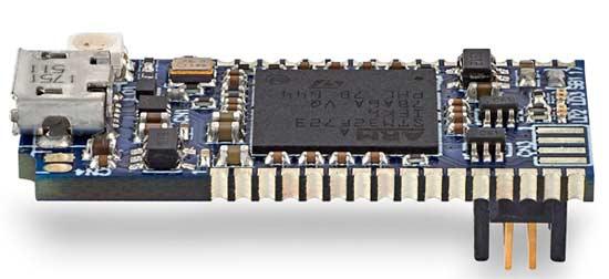 Программатор/отладчик STLink-V3MINI