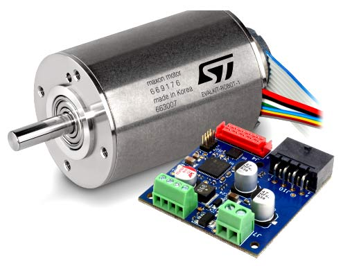 Оценочный набор EVALKIT-ROBOT-1