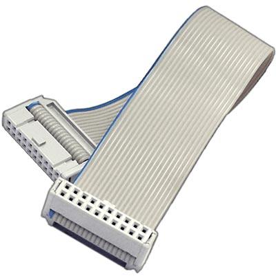 20-контактный ленточный кабель (шаг контактов 2.54 мм) из комплекта Flasher PRO