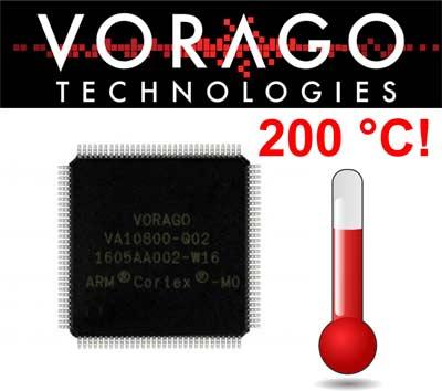 Микросхемы компании VORAGO для экстремальных условий эксплуатации