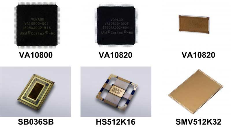 Семейства SRAM-памяти и микроконтроллеров с ядром ARM Cortex-M0 компании Vorago