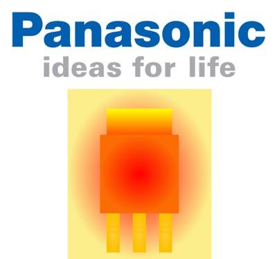 Теплопроводящие графитовые пленки от Panasonic