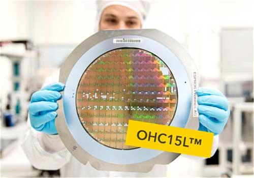 Технология OHC15L позволяет на одном кристалле размещать светочувствительную матрицу, цифровые и аналоговые схемы, силовые компоненты, память и различные датчики