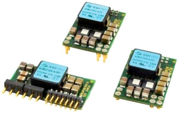 Полностью цифровой DC/DC PoL-конвертер от компании CUI
