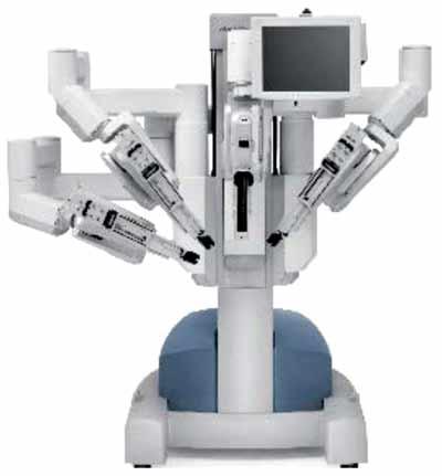 eGaN-транзисторы позволяют создавать сложнейших медицинских роботов, содержащих десятки миниатюрных электродвигателей