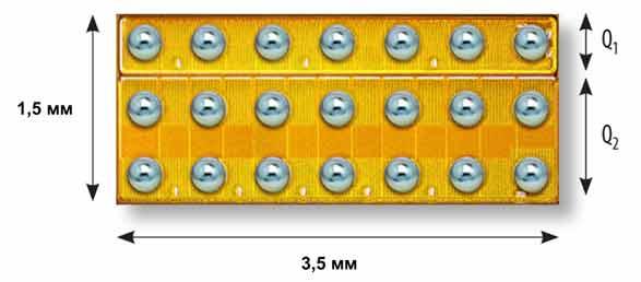 EPC2111 – несимметричная полумостовая сборка из eGaN-транзисторов с рейтингом напряжения 30 В