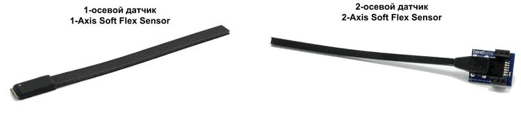 Одно- и двухосевые датчики от Bend Labs