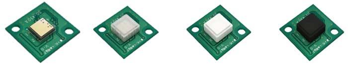Модули пироэлектрических датчиков приближения со встроенным усилителем