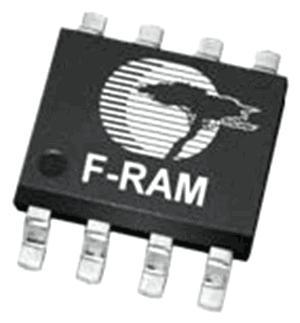 Новая F-RAM-память Excelon™ LP обладает высокой надежностью и минимальным потреблением