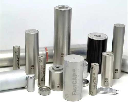 Суперконденсаторы от компании FastCAP с широким диапазоном рабочих температур