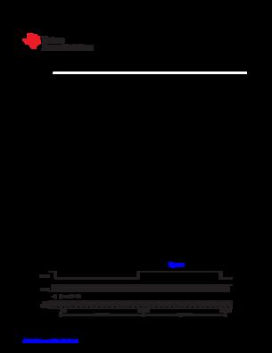 Отладочные платы для аналоговых компонентов - Применения